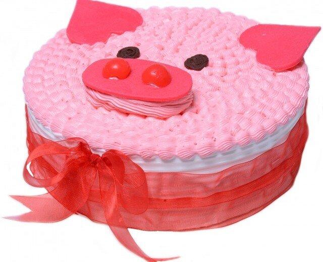 迷你蛋糕-生肖蛋糕-蛋糕叔叔