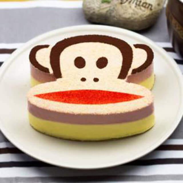 可爱q翻的外表,俏皮可人的形象,这个大嘴猴到底有何非凡魔力?
