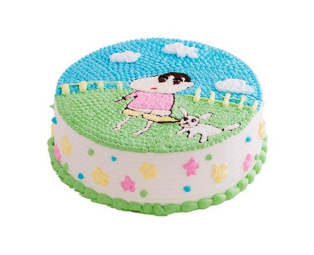 拉菲米亚-蜡笔小新-蛋糕叔叔