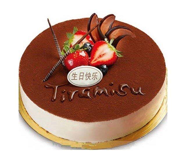 青岛萨么-提拉米苏-蛋糕叔叔