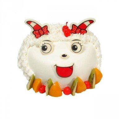 00 已售2 裕达饼家 | 美羊羊可爱的笑脸是每个孩子父母心中永远的成长