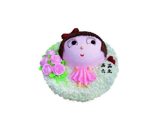 汇佳西饼屋-可爱公主-蛋糕叔叔