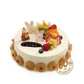 00 已售19 味多美   蛋糕原来也可以这样可爱,小熊让奶油也多了几分